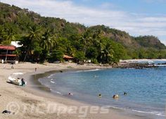 Montezuma Costa Rica. Beaches,