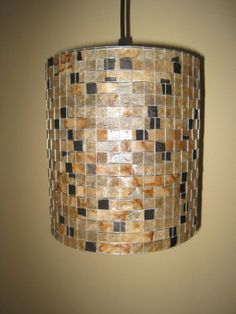The Recycled Coffee Filters Lamps - IcreativeD