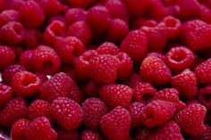 • Raspberries •