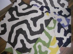 New rugs from that have great colors and patterns!