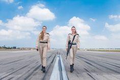 Israel, Idf Women, Military Service, Daughter, Lineman, Strength, Daughters