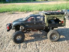 1 10 rc crawler chevy silverado crew cab body rc crawlers. Black Bedroom Furniture Sets. Home Design Ideas