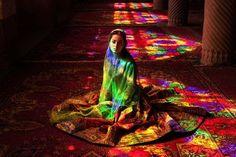 미하엘라 노로크의 '아름다움의 지도책' 시리즈 : 여행을 하며 찍은 37개국 여성의 얼굴(사진)