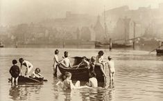 ''Water Rats'' - Whitby - North Yorkshire - England - 1886