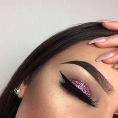 nice make up Makeup Is Life, Day Makeup, Kiss Makeup, Makeup Goals, Love Makeup, Makeup Inspo, Makeup Art, Makeup Inspiration, Makeup Tips