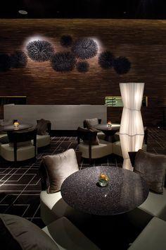 Hyatt Regency Sha Tin, Hong Kong by Steve Leung Designers