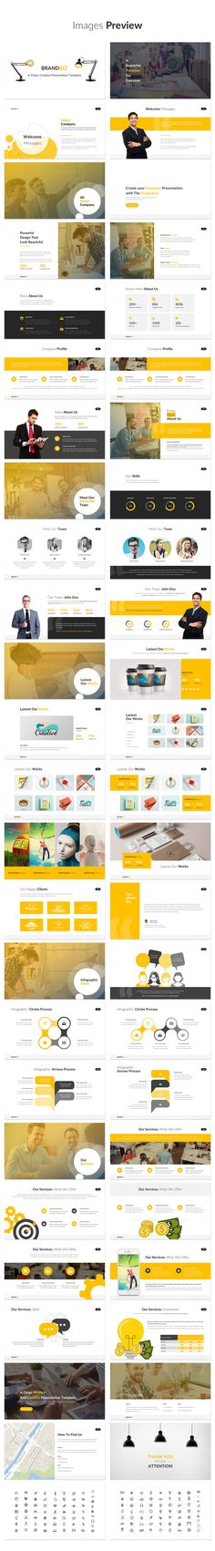BrandBiz Powerpoint Template (PowerPoint Templates)