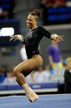 Kytra Hunter 2013 NCAA Gymnastics Championships