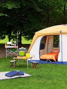 Build a Better Campsite.... Might not need this now with a camper, but you never know!!