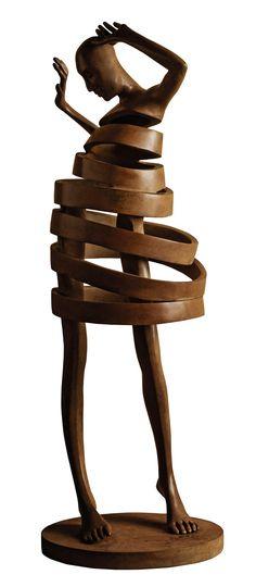 Isabel Miramontes, 1962   Abstract surrealist sculptor   Tutt'Art@   Pittura • Scultura • Poesia • Musica