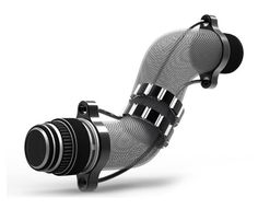 Innovative camera re-design. The mesh body allows one to shoot pictures at any angle. From industrial designer Arti Patel.