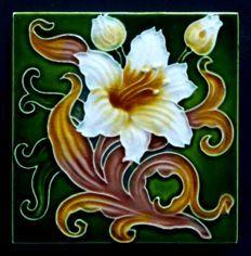 Richards - Art Nouveau Tile