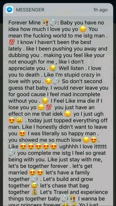 This stage of a relationship is the best. But it's even better when this doesn't stop☺️ Cute Boyfriend Texts, Message For Boyfriend, Boyfriend Quotes, Paragraphs For Your Boyfriend, Cute Paragraphs For Him, Goodmorning Texts To Boyfriend, Boyfriend Boyfriend, Cute Things To Say To Your Boyfriend, Love Notes To Your Boyfriend