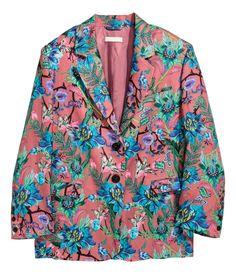 Dámske sako s kvetinovým vzorom. Predáva...