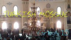 TURKISH MOSQUE - BEAUTIFUL MASJID | FARLOGS 15