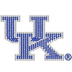 Our collegiate bling decals have individual team colored crystals that shimmer…