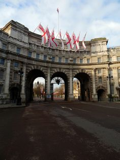 Admiralty Arch, The Mall, London, UK