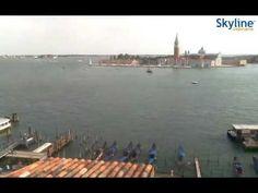 Live webcam Venice - Time Lapse