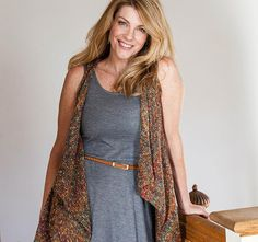 Great vest knitting patterns for summer! - Love the lace ones