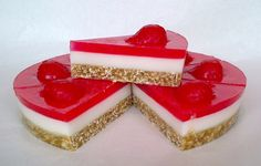 Strawberry Cheesecake Soap 1kg/8 Slices