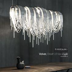 Lampada a sospensone VOLVER design Studio14