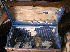 Trunk Restoration Procedures with step-by-step photos