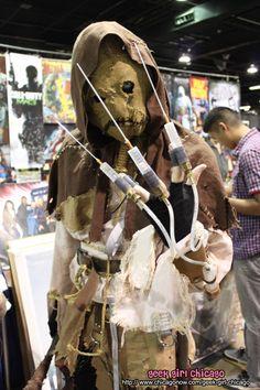 Wizard World Chicago Comic Con 2012 Recap: An Off Year Scarecrow Cosplay, Jonathan Crane, Scarecrows, Haunted Houses, Geek Girls, Halloween 2019, Sci Fi Fantasy, Cosplay Ideas, Larp