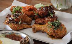 Ahora puedes comer pollo frito coreano en Santurce
