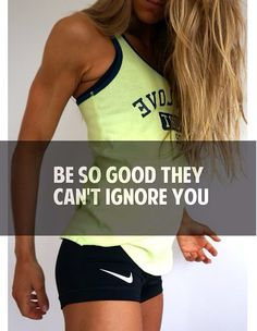 be so good they can't ignore you