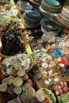 buying ceramics osaka