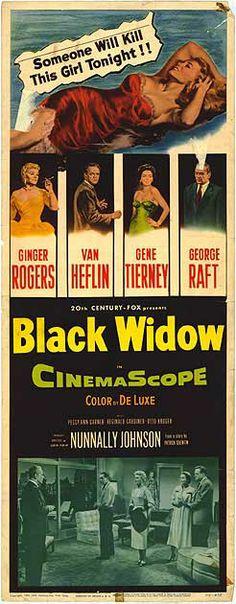 Black Widow(1954)