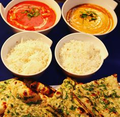 Curry Rice and Naan is the comfort food try some at Tabla Orlando Restaurants, Curry Rice, Indian Food Recipes, Ethnic Recipes, Naan, Cooking Recipes, Dining, Chinese, Drinks