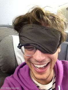 matthew gray gubler ;)