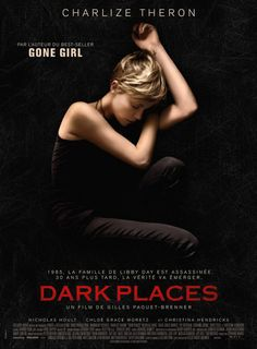 First International Poster For The Charlize Theron-Led Gillian Flynn Adaptation 'Dark Places'