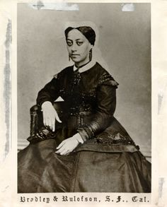 Mary Ellen Pleasant   She came to San Francisco during the Gold Rush and through remarkable business savvy, amassed a fortune. In 1866, Pleasant led a battle for the right of African Americans to ride San Francisco streetcars which made it all the way to the California Supreme Court. She won.