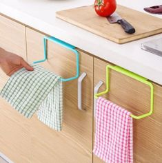 Ambitious Adhesive Paper Towel Holder Under Cabinet For Kitchen Bathroom Convenient To Cook Home Improvement Paper Holders