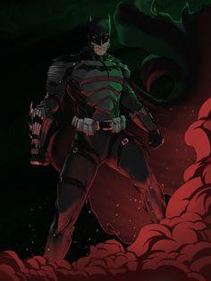 Batman Artwork, Batman Wallpaper, Game Character Design, Character Art, Comic Books Art, Comic Art, The Wyatt Family, I Am Batman, Batman Universe