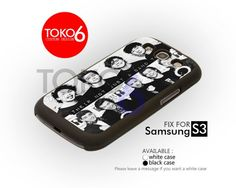 AJ 3943 5 seconds of summer and one direction - Samsung Galaxy S III Case