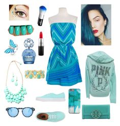 """""""Casually Pretty"""" by herm10ne-ruby on Polyvore featuring interior, interiors, interior design, home, home decor, interior decorating, Express, Vans, Bling Jewelry and Illesteva"""
