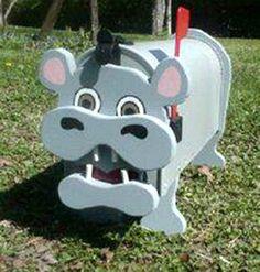 black bear mailbox decorative mailboxes pinterest crafts black and arts u0026 crafts - Decorative Mailboxes