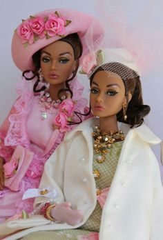 Southern bell barbies