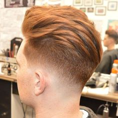 30 Fade Haircuts For Men 2017