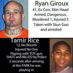 They always manage to capture white killers alive, while killing Black youth who pose no threat.