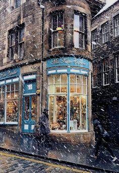 Edinburgh, Schottland.  Den passenden Koffer für eure Reise findet ihr bei uns: https://www.profibag.de/reisegepaeck/