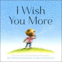 Kids' Books that Make Great Graduation Gifts: I wish You More makenna