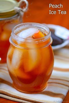 Sharing with you icy, chilled and refreshing Peach Ice Tea loaded with summer peaches and anti-oxidants rich black tea. Caution!! this tea is so refreshing, I suggest you double the recipe if servi...