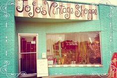Sign I painted for jojo's Vintage shoppe in aransas pass tx...follow me on fb....Ms Bees Painted furniture