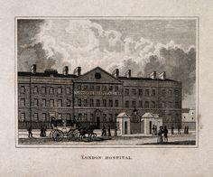 Image result for the london hospital whitechapel