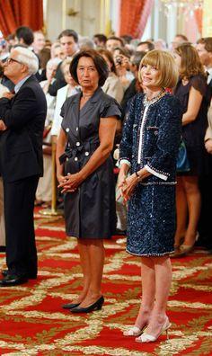 Αnna Wintour: Γιατί η βασίλισσα της μόδας φοράει εδώ και 24 χρόνια τα ίδια Manolo Blahnik παπούτσια   BOVARY