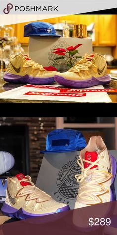 new style f52e0 0b998 Nike x Concepts x Kyrie 5 Ikhet Deadstock Nike x Concepts x Kyrie 5 Ikhet  Mens